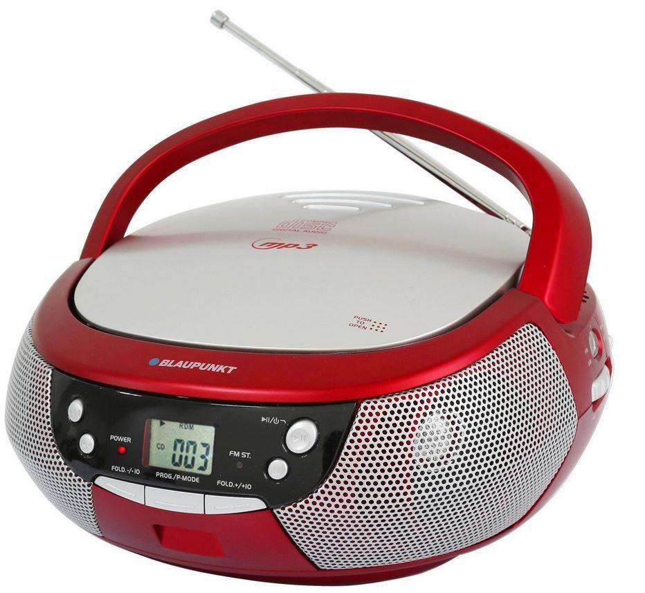 Blaupunkt Boombox B 3e   CD/MP3 und UKW/MW Radio für 25€