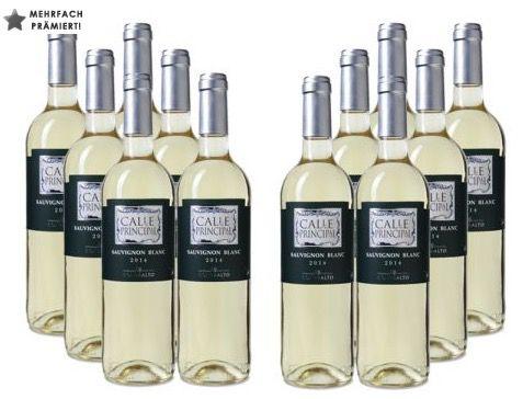 Bodegas Vinedos Contralto 12 Flaschen Bodegas Vinedos Contralto Weißwein für 35€
