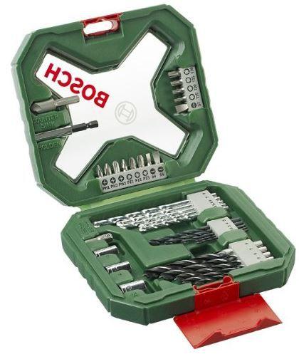 Bosch X Line   34 teiliges Bohrer  und Schrauber Set für 9,99€ (statt 15€)