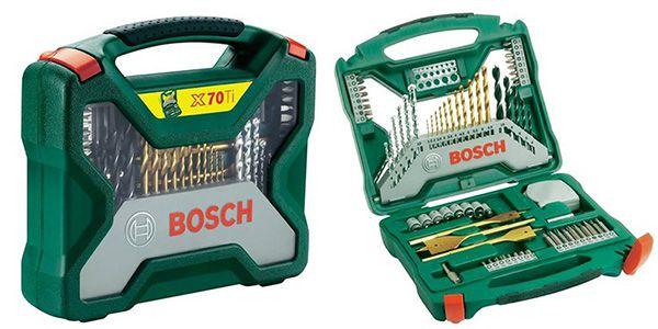 Bosch X Line Universal Bohrer Set Bosch X Line Universal Bohrer Set 70 teilig für 23,95€