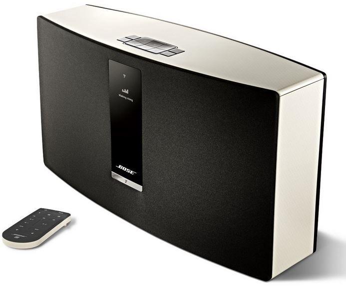 Bose SoundTouch 30 Serie II Bose SoundTouch  30 Serie II   Multiroom System statt 552€ für 449€.
