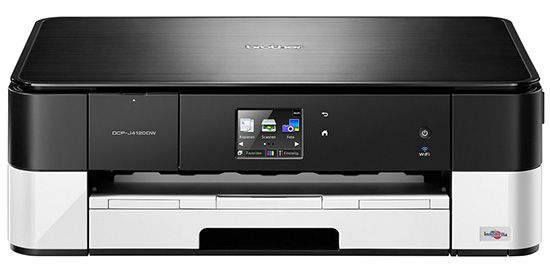 Brother DCP J4120DW Brother DCP J4120DW 3 in 1 WLAN Farbtintenstrahl Multifunktionsdrucker für 79€