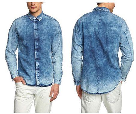 Calvin Klein Jeans Herren Regular Fit Freizeithemd ab 19,80€