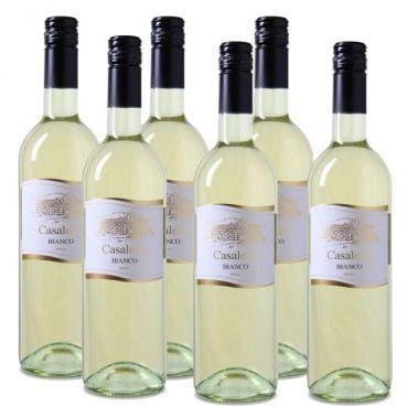 6 Flaschen Cielo e Terra Casaletto Bianco Weißwein für 22,89€