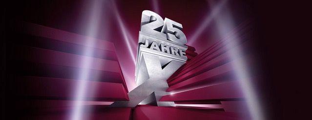 CinemaxX CinemaxX Jubiläumsticket: 25 Tage Kino für 25€   auch für 3D Filme!