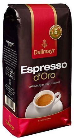 Dallmayr Espresso doro Dallmayr Espresso doro in Bohne (1kg) ab 9,99€