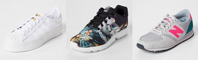 Damen Sneaker Angebote 20% Rabatt auf Damen Sneaker im frontlineshop
