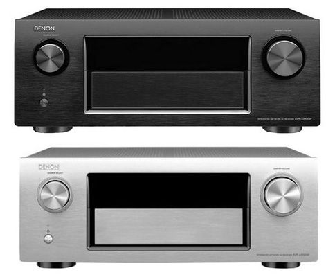 Denon AVRX4100W 7.2 AV Receiver mit WLAN und Bluetooth für 699€