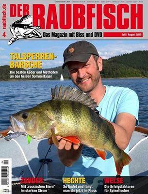 Der Raubfisch 1 Ausgabe Der Raubfisch kostenlos und keine Kündigung notwendig