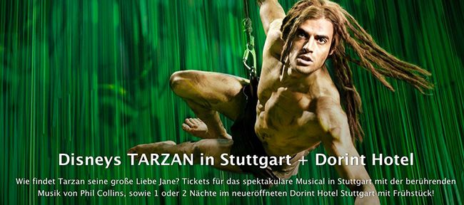 Disneys Tarzan Musical