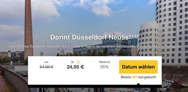Dorint Hotel Düsseldorf