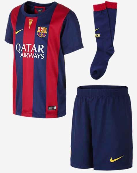 FCB Nike FC Barcelona Sale mit bis zu 50% Rabatt z.B. Herren League Covert Poloshirt für 27,99€