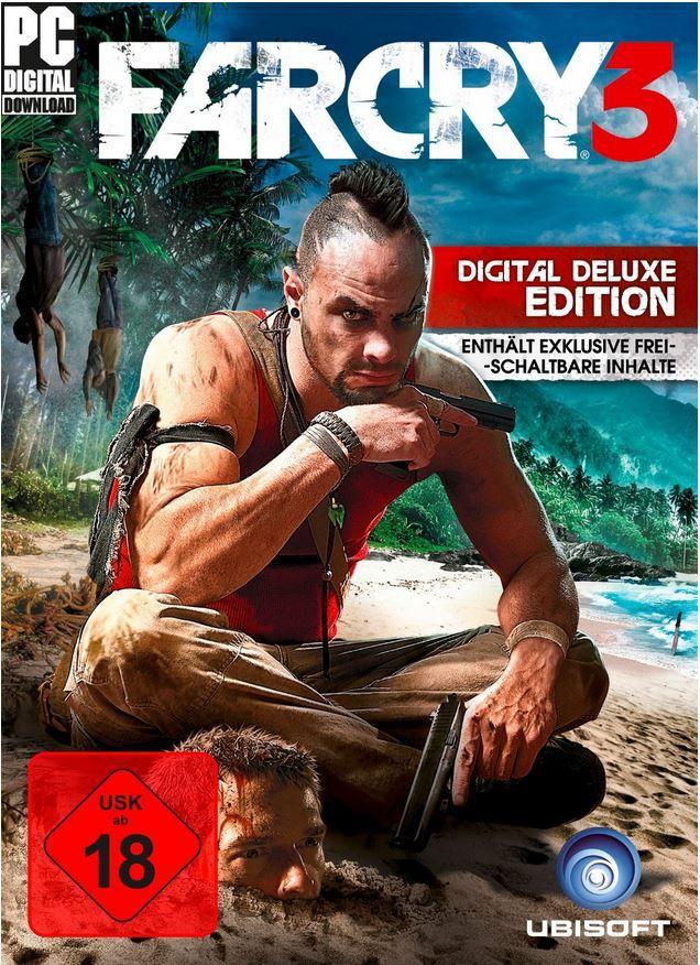 Far Cry 3   Digital Deluxe Edition [PC Download] für nur 7,65€