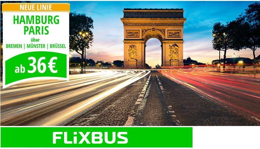 Flixbus1 Neu! FlixBus & MeinFernbus mit Last Minutes Tickets