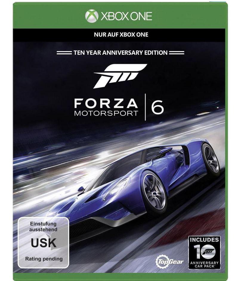 Forza 6 für Xbox one vorbestellen für nur 48,33€