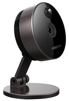 Foscam C1 Wireless Netzwerkkamera mit 720p für 49,90€