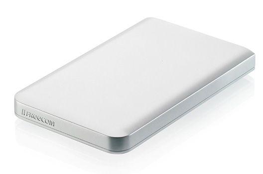 Freecom Mobile Drive Mg Freecom Mobile Drive Mg Thunderbolt 1TB USB 3.0 Festplatte für 99,90€ (statt 170€)