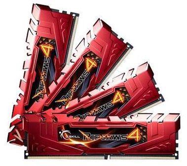 G.Skill Ripjaws4 DIMM 16GB DDR4 2400 CL15 Arbeitsspeicher für 111€