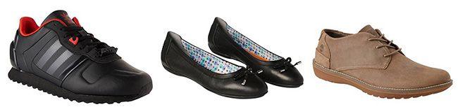 20% Rabatt auf Schuhe bei Galeria Kaufhof + VSK frei ab 49€