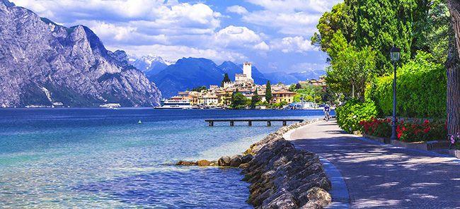 3 Nächte am Gardasee im 3 Sterne Hotel mit Halbpension ab 95€ p.P.