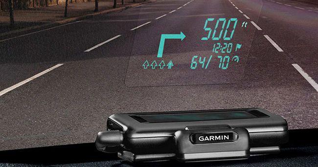 Garmin HUD+ Garmin HUD+ inkl. Garmin Navi App (Europa) für 49,99€