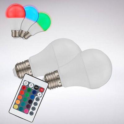 Globo LED E27 RGB