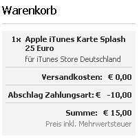 TOP! 10€ Gravis Gutschein mit 19,99€ MBW bei Filial Lieferung
