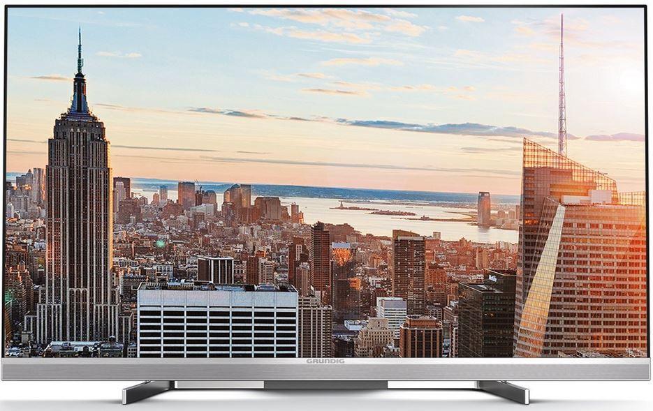 Grundig Fine Arts 65 FLX 9491 SL   65 Zoll 3D UltraHD Wlan Smart TV mit PVR für 1.999,99€