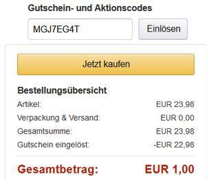 Yogamatte   dank Promoaktion ab 1€
