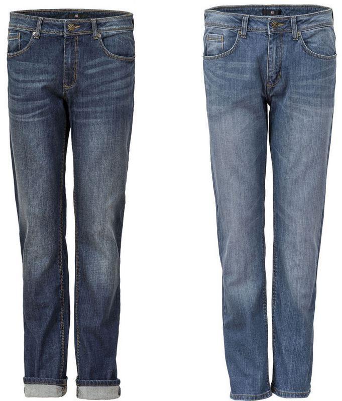 H.I.S Stanton   Herren Jeans in Blue Authentic Denim für nur 24,95€   Update