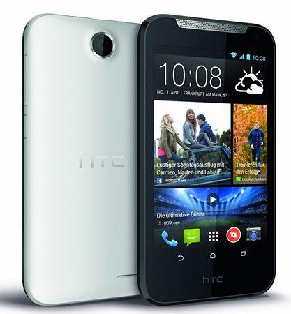 HTC Desire 310 Smartphone für 69€   4,5 Zoll, 1,3 GHz, 1GB Ram, 4GB, Android 4.2