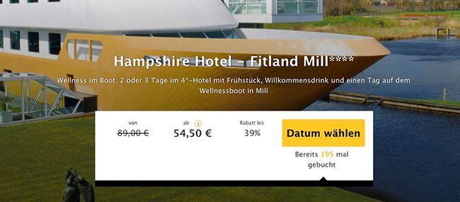 Hampshire Hotel Fitland