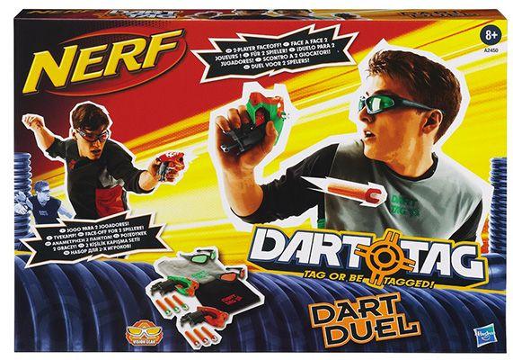 Hasbro Nerf Dart Duell