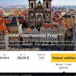 2 ÜN im 4*-Hotel in Prag inkl. Frühstück, Nutzung des Fitnessbereichs und Willkommensgeschenk ab 49€ p.P.