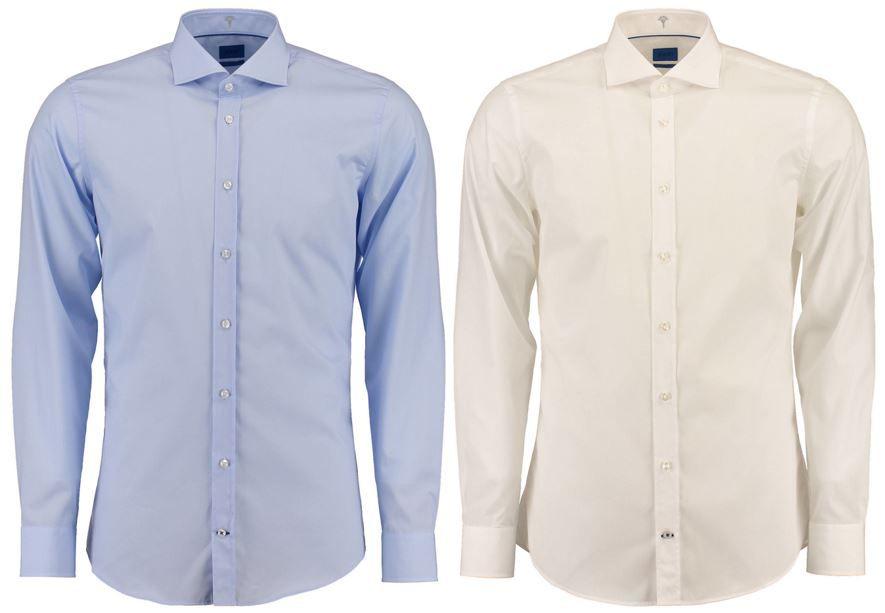 Joop   L Hanko Herren Hemd Slim Fit für je 24,43€ dank Gutschein