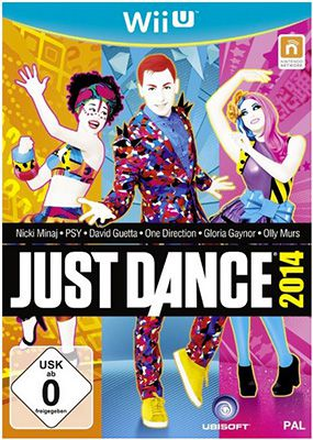 Just Dance 2014 (Wii U) für 9,95€
