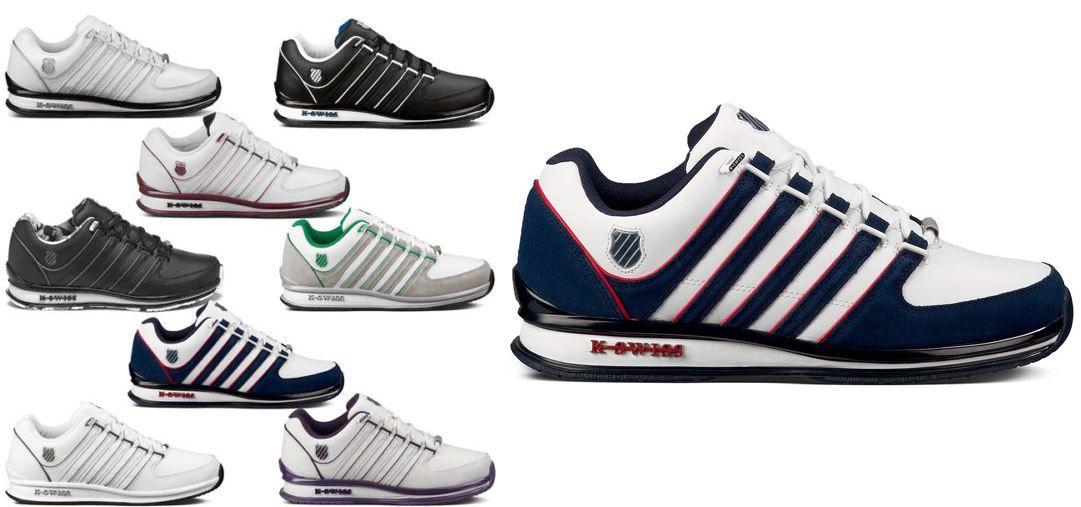 buy online 70dd4 8f35f K-SWISS Rinzler SP - Damen und Herren Kult Sneaker je Paar ...