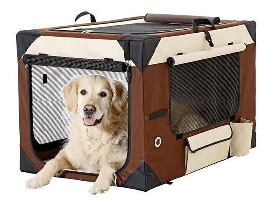 Karlie Smart Top De Luxe Hunde Transportbox Karlie Smart Top De Luxe Hunde Transportbox für 34,99€
