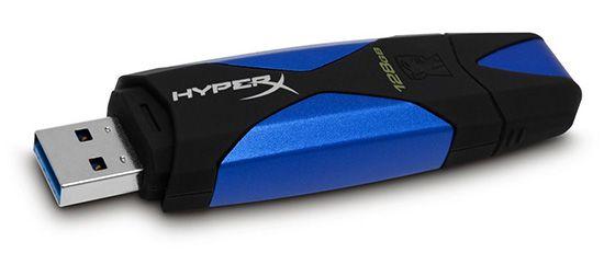 Kingston DataTraveler HyperX Kingston DataTraveler HyperX USB 3.0 Stick mit 128GB für 53,52€