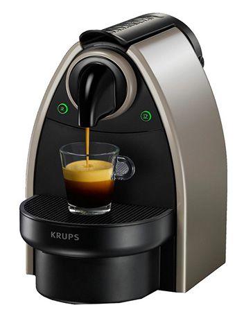 Krups Essenza XN2140 Krups Essenza XN2140 Nespresso Kapselmaschine inkl. Kapseln für 59,90€