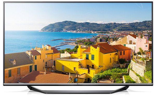 LG 65UF7709   65 Zoll UHD Fernseher mit WLAN und Triple Tuner für 1.599€