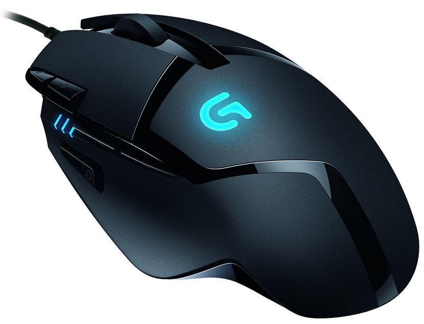 Logitech G402 Hyperion Fury FPS Gaming Maus statt 44€ für 29€