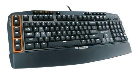 Logitech G710+ mechanische Gaming Tastatur mit Beleuchtung für 79,99€ (statt 116€)