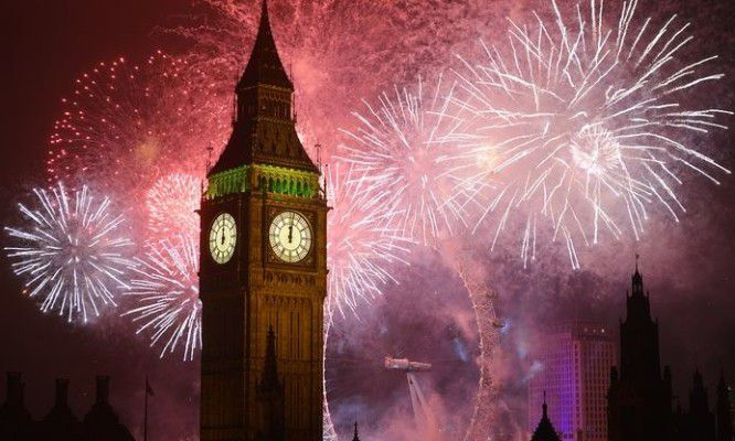 Silvester (2 4 ÜN) in London ab 279€ p.P.