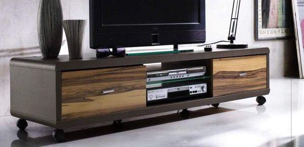 MCA 30921BT7 Brandon TV Lowboard für 39,99€   in Braun Baltimore Walnut