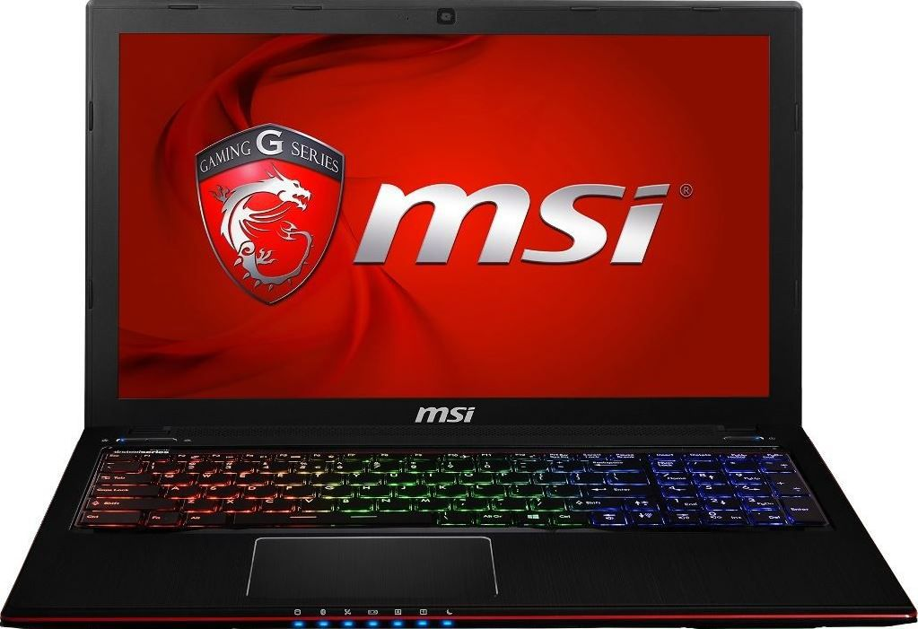 MSI GE60 MSI GE60 2QDi782   15 Gaming Notebook mit Intel Core i7 + GTX 950M Grafikkarte für 899€