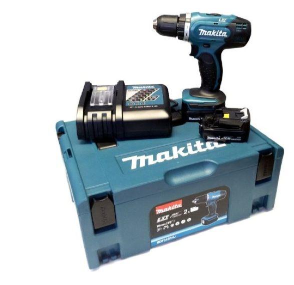 Makita BDF343RHJ Welcher Akkuschrauber ist der beste?   Akkuschrauber Test