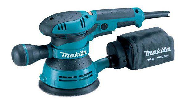 Makita BO5041 Exzenterschleifer 300W für 90€