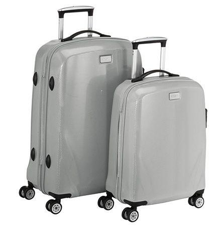 Mirano Koffer Set 57cm und 70cm mit TSA Schloss für 55,14€