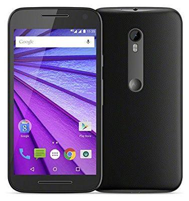 Motorola Moto G 3 Motorola Moto G 3. Generation LTE Smartphone für 136,45€ (statt 162€)